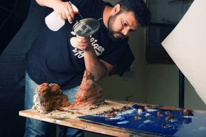 An Interview With Vatsal Kataria – A Renowned Conceptual Miniature Photographer