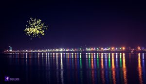 HussainSagar Lights