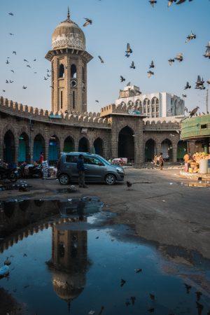 Moazzam jahi market,Hyderabad