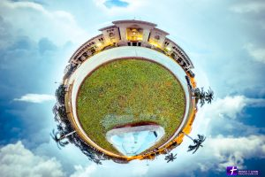Osmania University (Spherical Panaromic View)