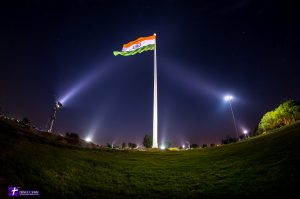 India's 2nd largest Flag in Hyderabad