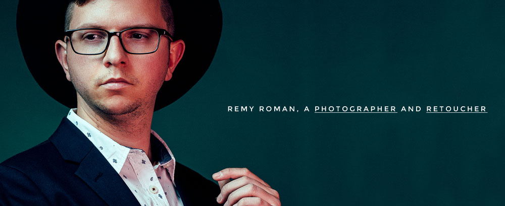 Meet the Stunning Commercial Photographer Remy Roman