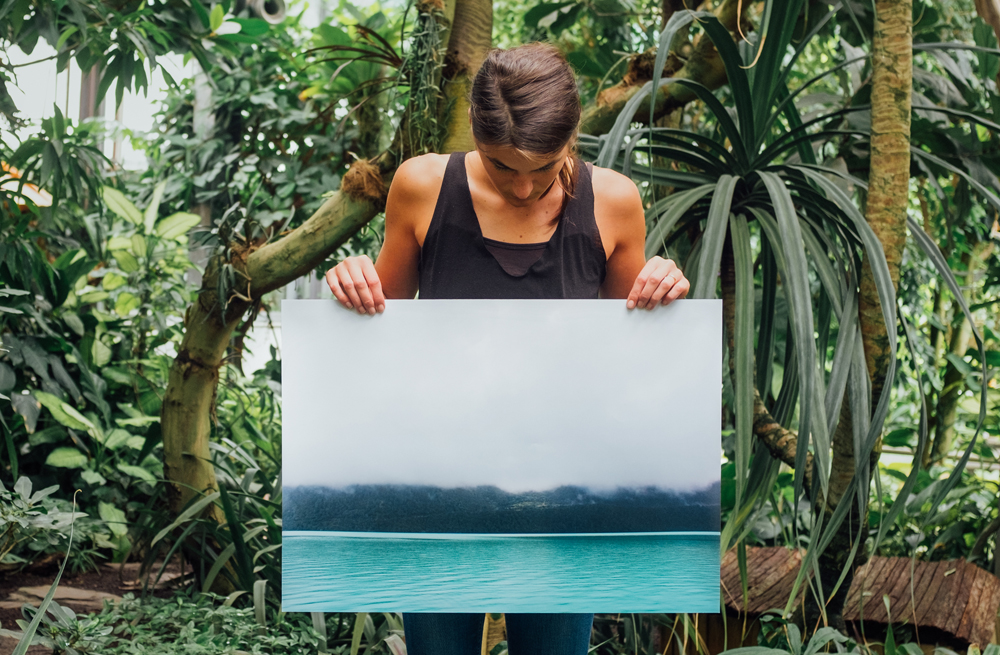 How to make your photo ready for large printing?