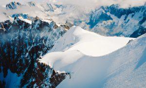 High Frozen Path