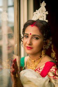Mesmerizing : A Bengali Bride