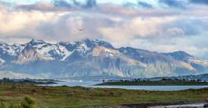 Mountains panoramic