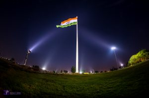 National Flag of INDIA / JAI HIND !