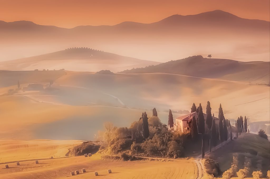 Dream in Tuscany