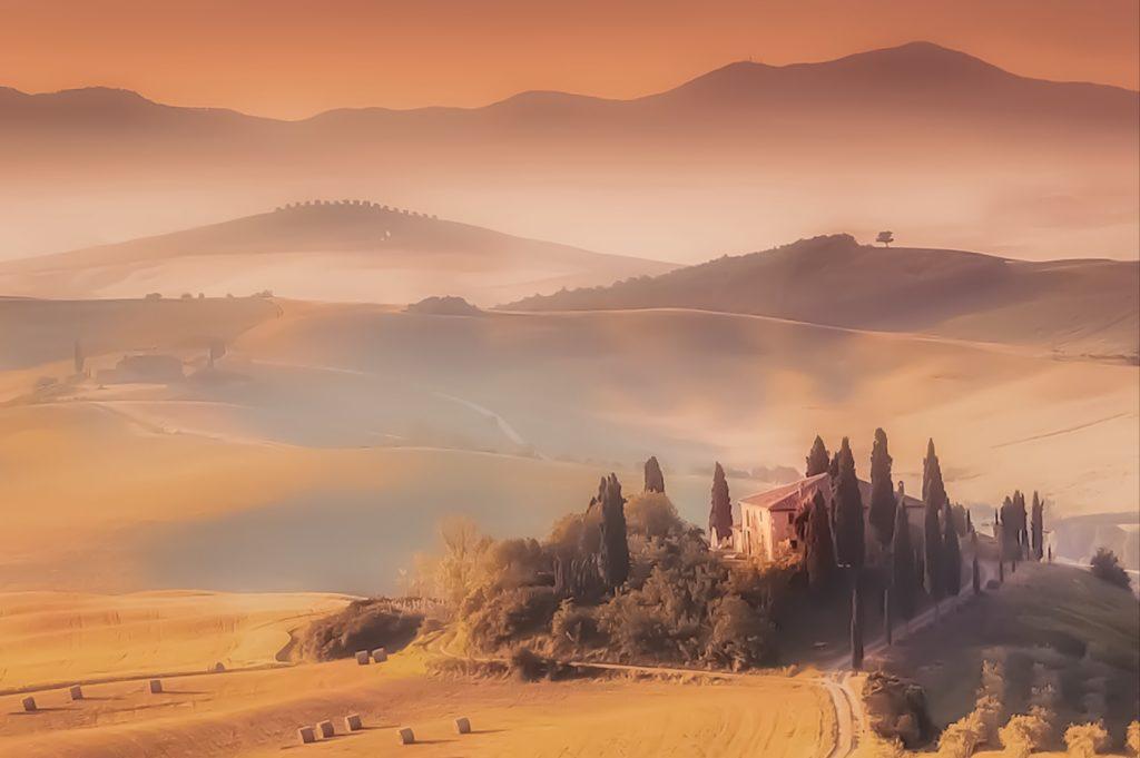 Dream in Tuscany